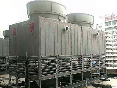 Counterflow Cooling Tower (Open Circuit FRP Cooling Tower, Square Shape)